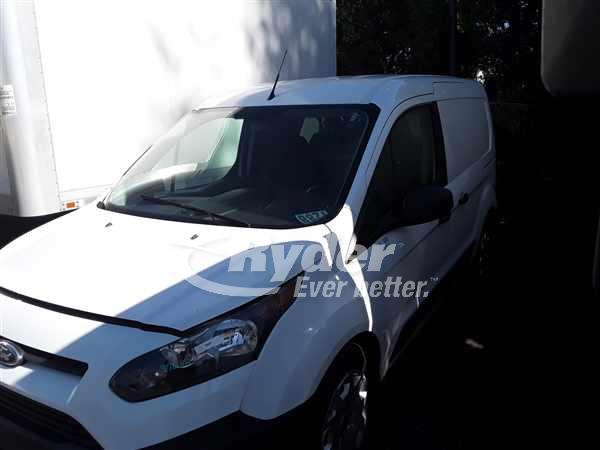USED 2015 FORD TRANSIT CONNECT CARGO VAN TRUCK #668022