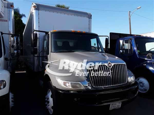 USED 2012 NAVISTAR INTERNATIONAL 4300 BOX VAN TRUCK #669343