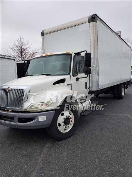 2012 NAVISTAR INTERNATIONAL 4300 BOX VAN TRUCK #662431
