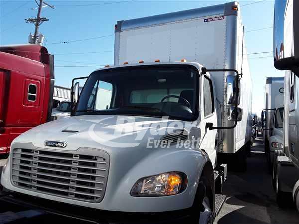 2012 FREIGHTLINER M2 106 BOX VAN TRUCK #659774