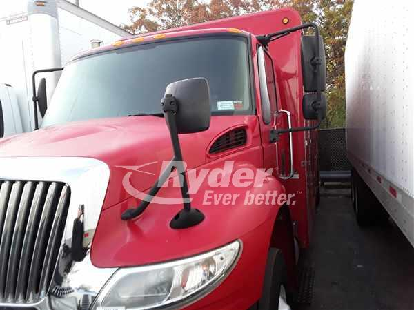 2012 NAVISTAR INTERNATIONAL 4300 BOX VAN TRUCK #669173