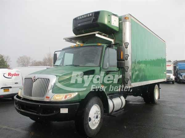USED 2012 NAVISTAR INTERNATIONAL 4300 REEFER TRUCK #660981