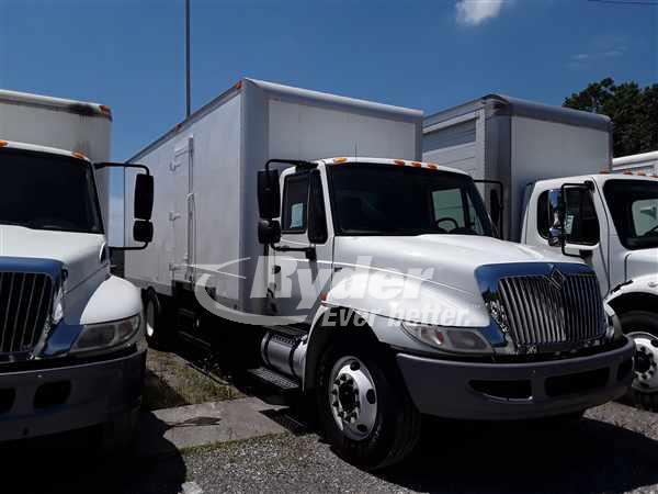 2012 NAVISTAR INTERNATIONAL 4300 BOX VAN TRUCK #662273