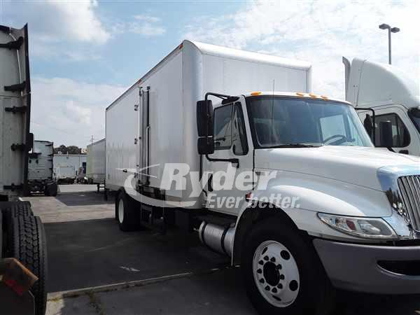 USED 2012 NAVISTAR INTERNATIONAL 4300 BOX VAN TRUCK #664024