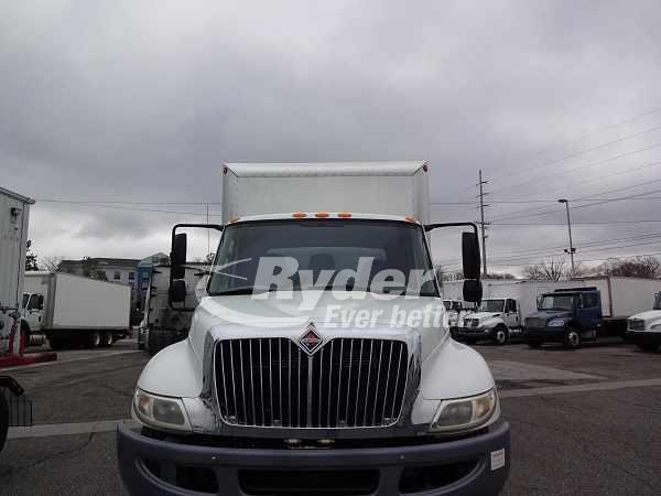 2012 NAVISTAR INTERNATIONAL 4300 BOX VAN TRUCK #661081