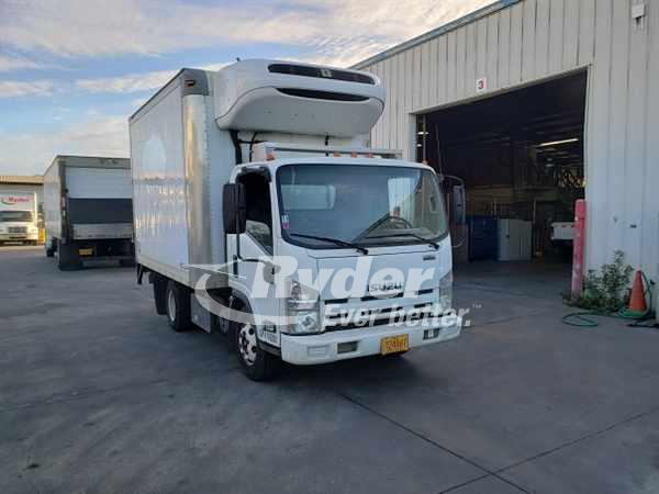 2012 ISUZU NPR HD REEFER TRUCK #663001