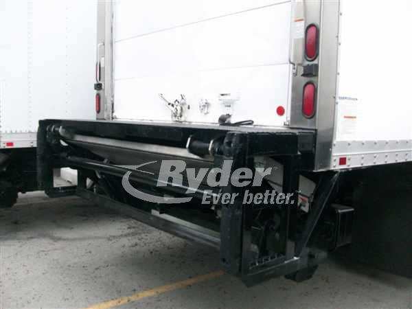 USED 2012 NISS UD3300 REEFER TRUCK #661277