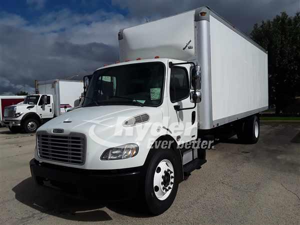 USED 2012 FREIGHTLINER M2 106 BOX VAN TRUCK #665138
