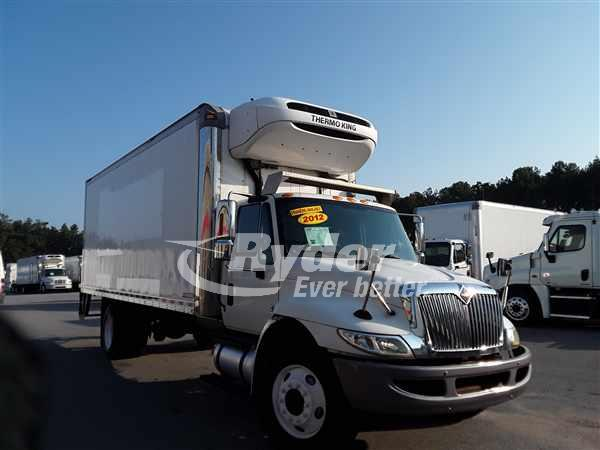 2012 NAVISTAR INTERNATIONAL 4300 REEFER TRUCK #663526