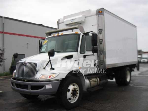 2012 NAVISTAR INTERNATIONAL 4300 BOX VAN TRUCK #660792