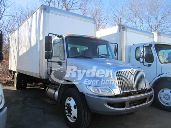 2012 NAVISTAR INTERNATIONAL 4300 BOX VAN TRUCK #660831