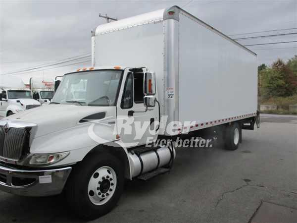 2012 NAVISTAR INTERNATIONAL 4300 BOX VAN TRUCK #669210