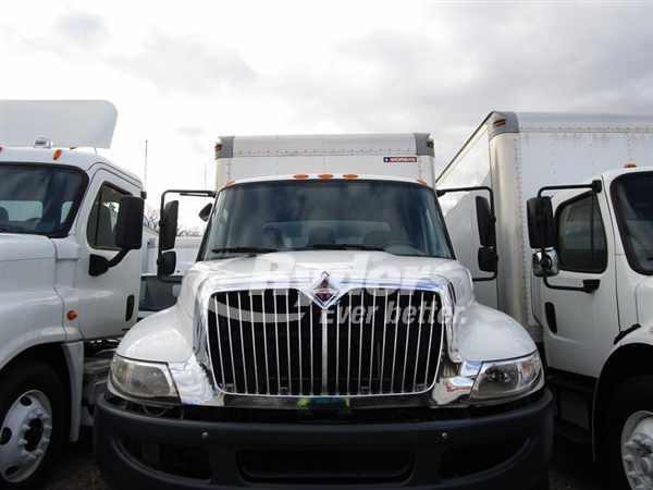 2012 NAVISTAR INTERNATIONAL 4300 BOX VAN TRUCK #660851