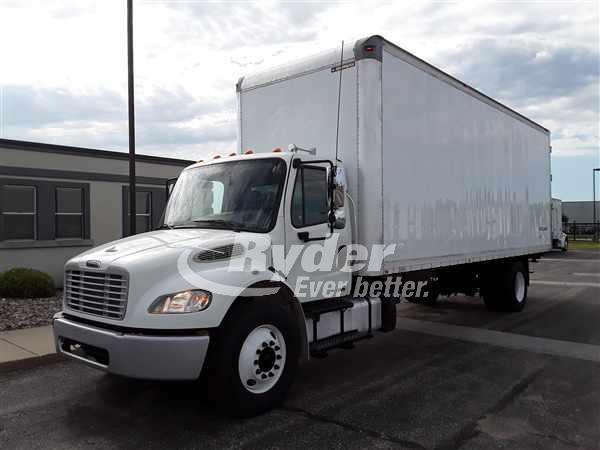 2012 FREIGHTLINER M2 106 BOX VAN TRUCK #662599