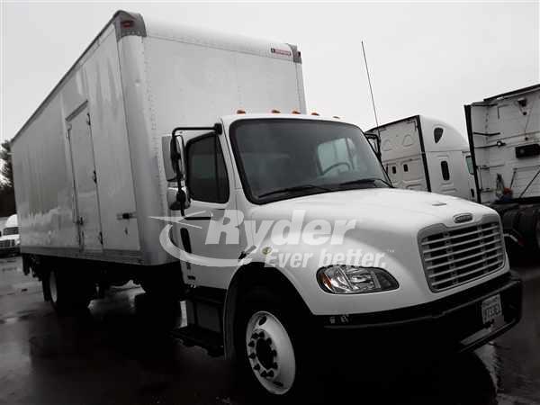 2012 FREIGHTLINER M2 106 BOX VAN TRUCK #662460