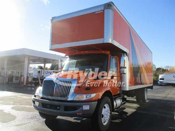 2012 NAVISTAR INTERNATIONAL 4300 BOX VAN TRUCK #665450