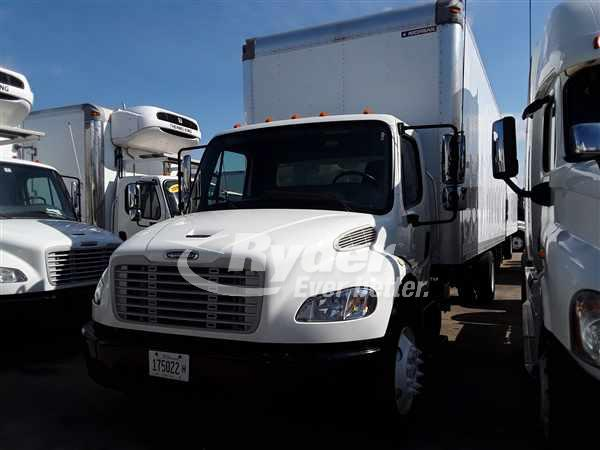 2012 FREIGHTLINER M2 106 BOX VAN TRUCK #662448