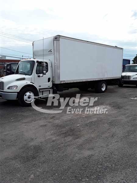 2012 FREIGHTLINER M2 106 BOX VAN TRUCK #662647
