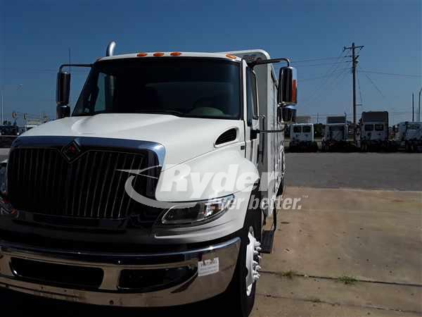 USED 2012 NAVISTAR INTERNATIONAL 4300 BOX VAN TRUCK #663031