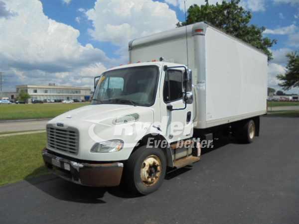 2012 FREIGHTLINER M2 106 BOX VAN TRUCK #661554
