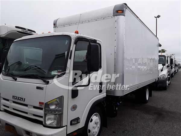 2012 ISUZU NRR BOX VAN TRUCK #669095