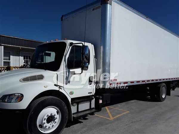2012 FREIGHTLINER M2 106 BOX VAN TRUCK #662426