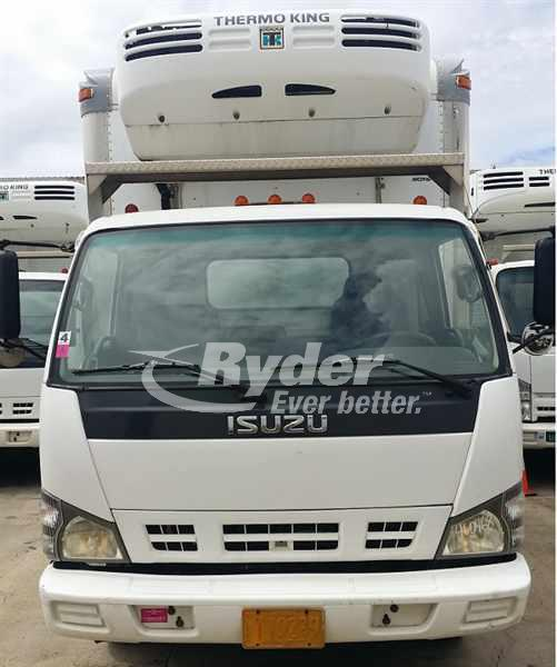 2006 ISUZU NPR HD REEFER TRUCK #661830