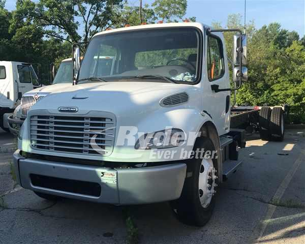 2012 FREIGHTLINER M2 106 CAB CHASSIS TRUCK #661609