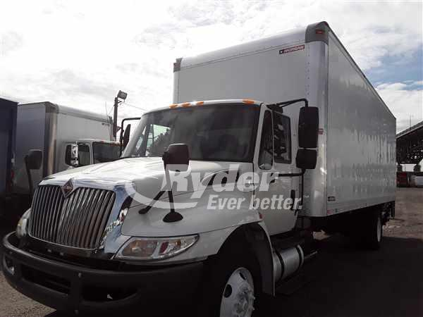USED 2012 NAVISTAR INTERNATIONAL 4300 BOX VAN TRUCK #665811