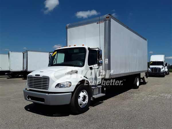 2012 FREIGHTLINER M2 106 BOX VAN TRUCK #662277