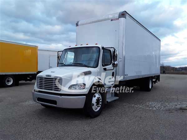 USED 2012 FREIGHTLINER M2 106 BOX VAN TRUCK #662439