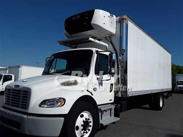 2012 FREIGHTLINER M2 106 REEFER TRUCK #660568