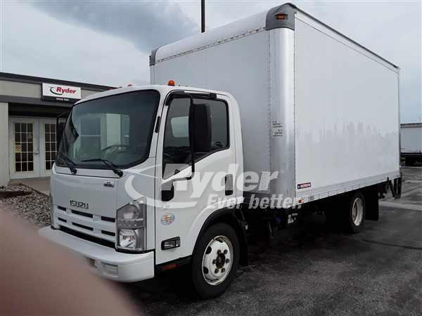 2012 ISUZU NRR BOX VAN TRUCK #663559