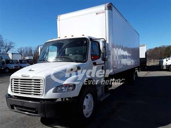USED 2012 FREIGHTLINER M2 106 BOX VAN TRUCK #660032