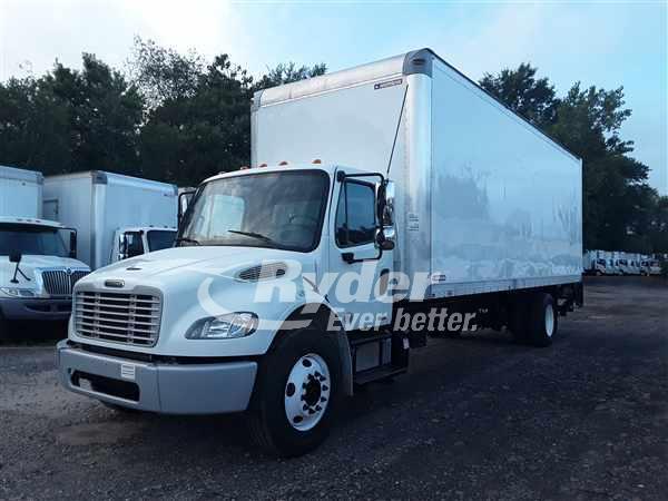 2012 FREIGHTLINER M2 106 BOX VAN TRUCK #668710