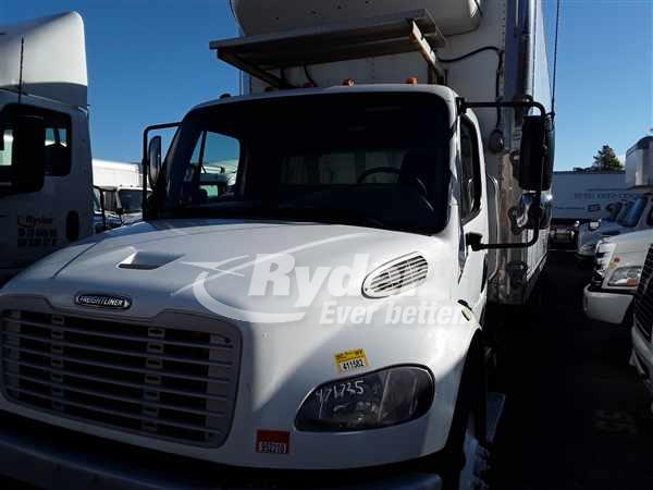 USED 2012 FREIGHTLINER M2 106 REEFER TRUCK #668205