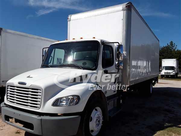 USED 2012 FREIGHTLINER M2 106 BOX VAN TRUCK #662443