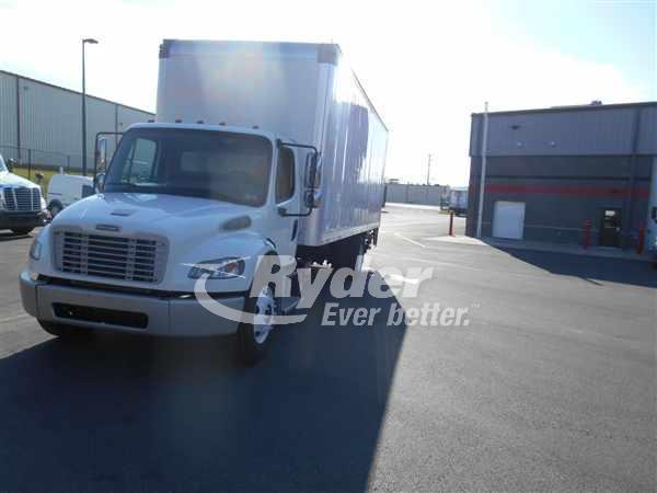2012 FREIGHTLINER M2 106 BOX VAN TRUCK #662402