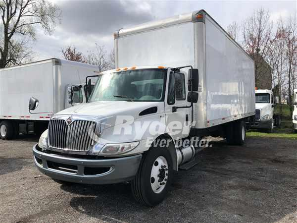 2013 NAVISTAR INTERNATIONAL 4300 BOX VAN TRUCK #662453