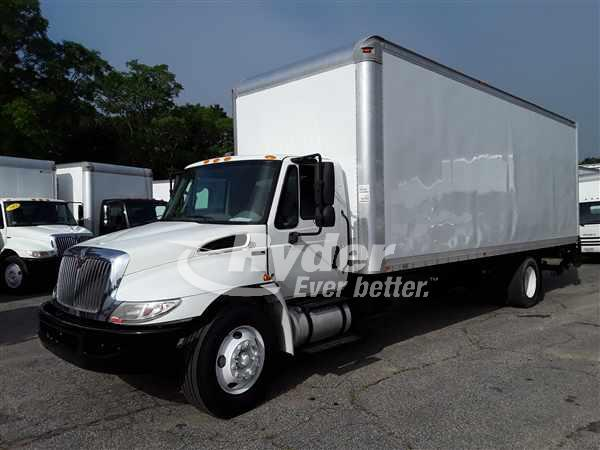 2013 NAVISTAR INTERNATIONAL 4300 BOX VAN TRUCK #663811