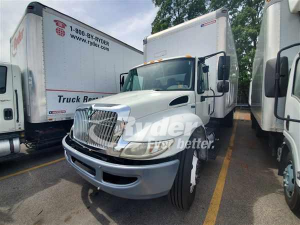 USED 2013 NAVISTAR INTERNATIONAL 4300 BOX VAN TRUCK #662461