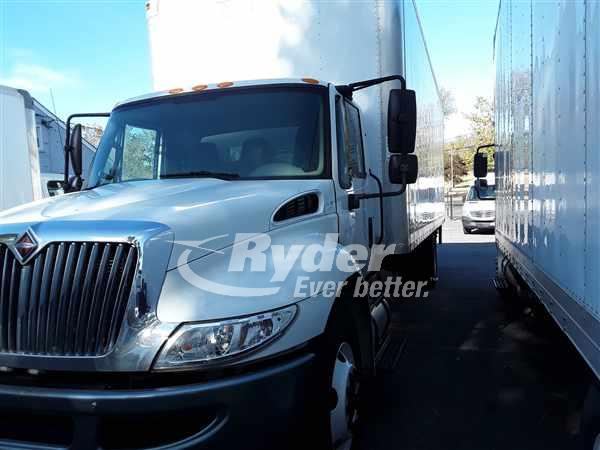 2013 NAVISTAR INTERNATIONAL 4300 BOX VAN TRUCK #662467