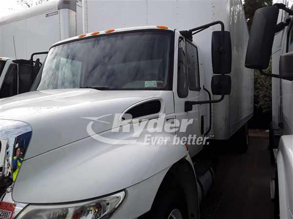USED 2013 NAVISTAR INTERNATIONAL 4300 BOX VAN TRUCK #664078