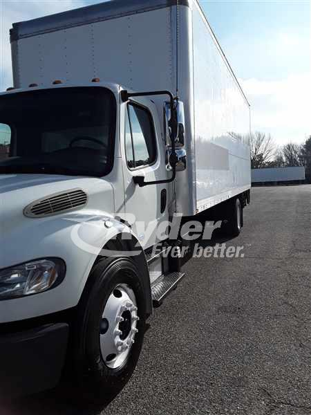 2012 FREIGHTLINER M2 106 BOX VAN TRUCK #662477