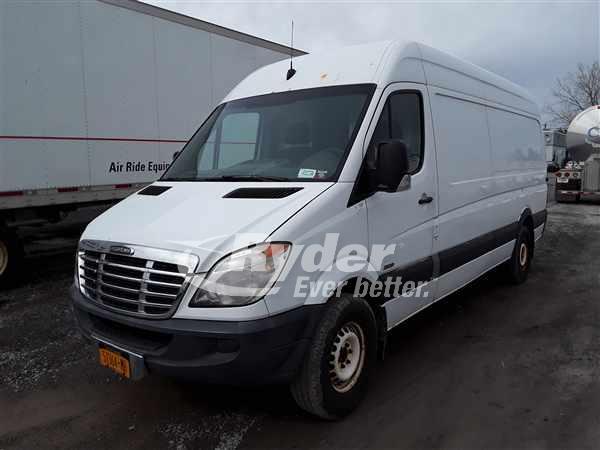 2012 MERB SPRINTER 2500 CARGO VAN TRUCK #660249