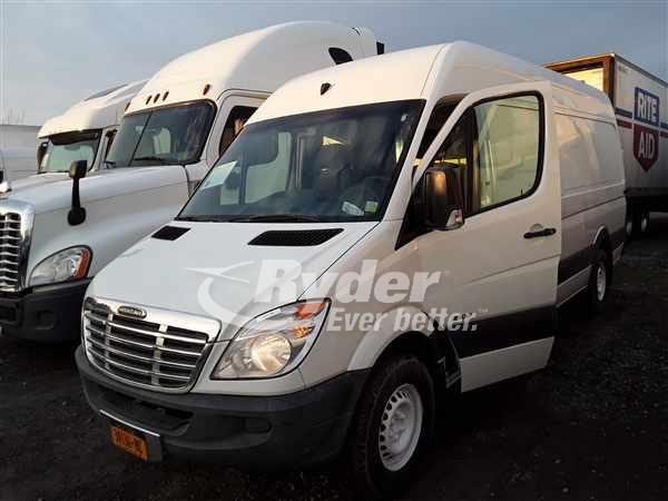 USED 2012 MERB SPRINTER 2500 CARGO VAN TRUCK #660116