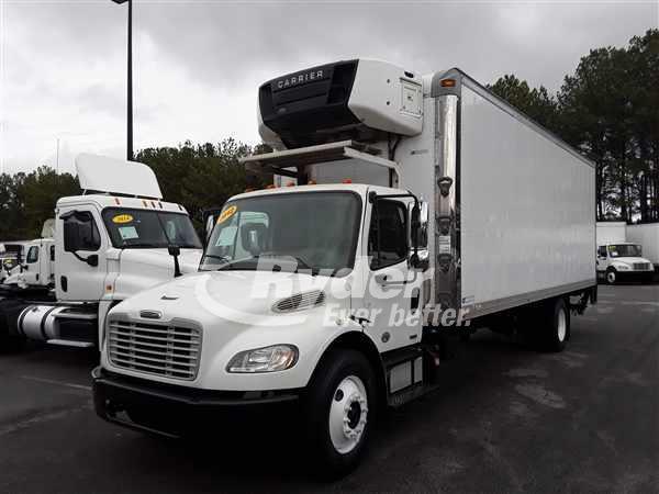 2012 FREIGHTLINER M2 106 REEFER TRUCK #660035