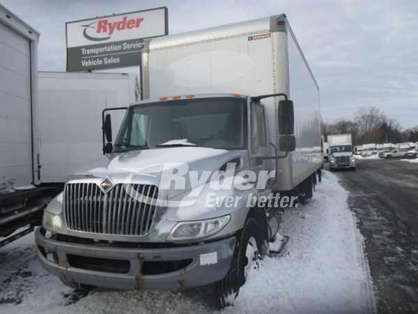 2013 NAVISTAR INTERNATIONAL 4300 BOX VAN TRUCK #661129