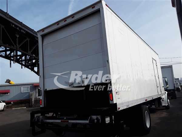 2012 FREIGHTLINER M2 106 BOX VAN TRUCK #662522