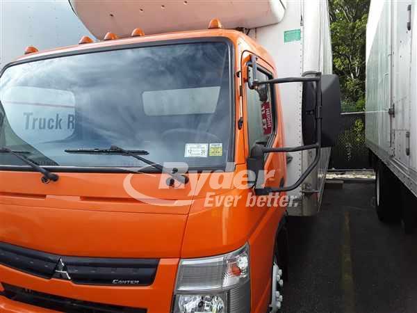 2012 MITSUBISHI FEC92S REEFER TRUCK #663129